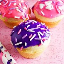 Mini Donut Muffins