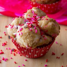Cake Batter Monkey Bread Muffins 5