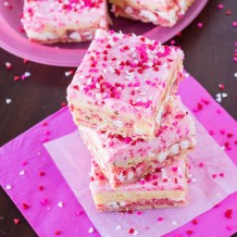 Frosted Funfetti Bars 25