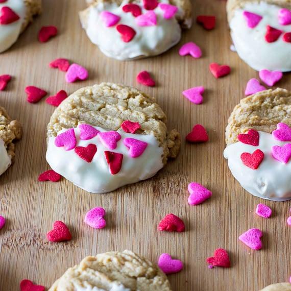 Peanut Butter Cookies 25