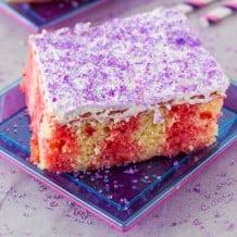 Strawberry Jello Cake 5