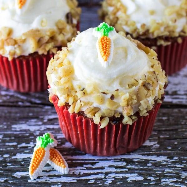 Carrot Cake Cupcakes-425