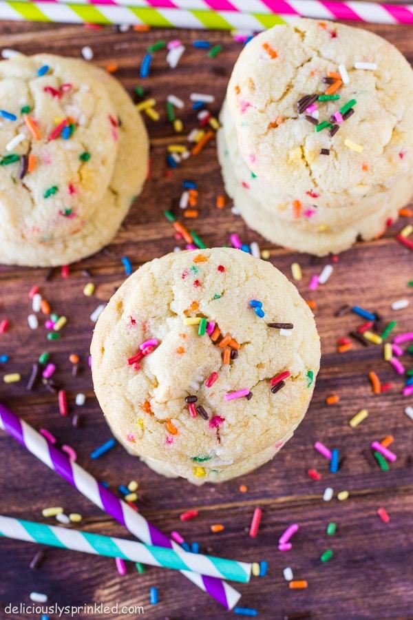 Funfetti Sugar Cookies-33