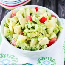 Pineapple Guacamole Recipe
