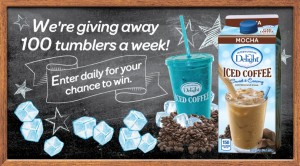 International Delight Summer Iced Coffee Tumbler Sweepstakes