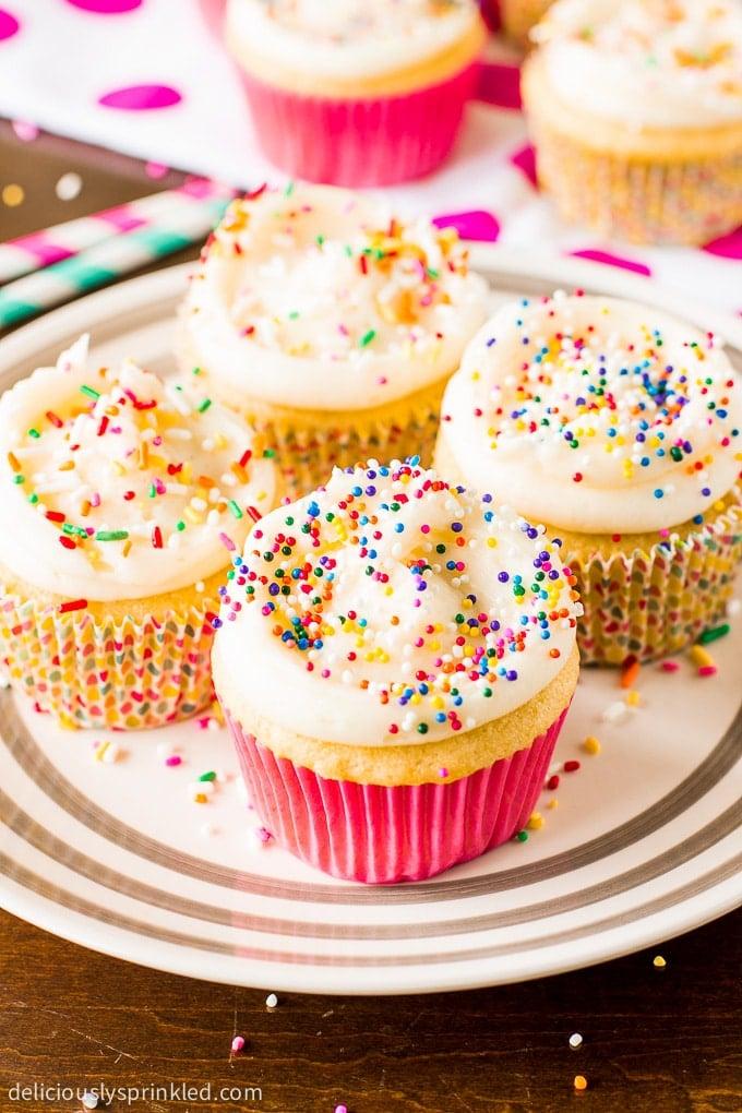 the best vanilla cupcakes recipe ever