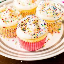 Vanilla Cupcakes blog