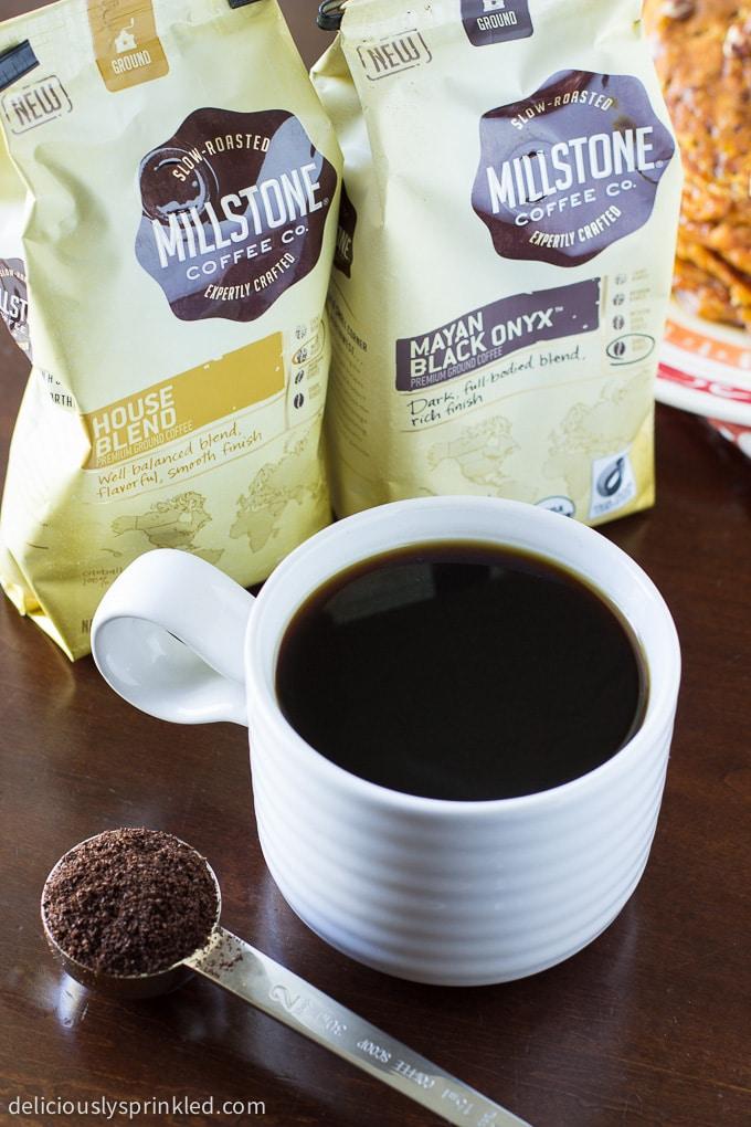 Millston coffee, gourmet, flavor, aroma