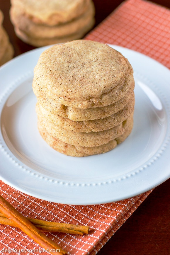 Snickerdoodle Cookie Recipes — Dishmaps