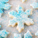 Eggnog Cut-Out Cookies, perfect Christmas cookie recipe.