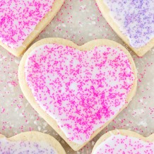 CUT-OUT SUGAR COOKIES RECIPE
