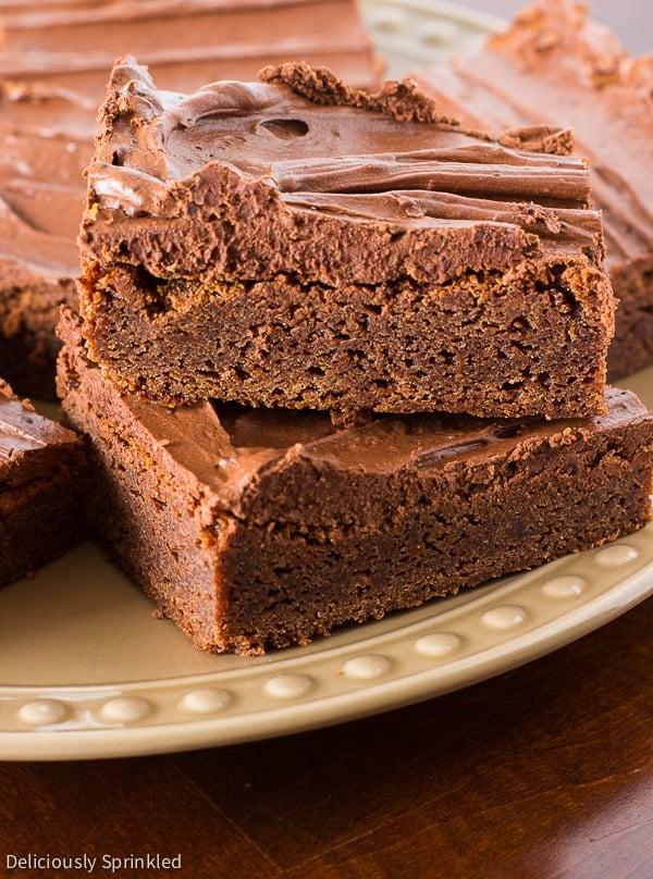 Homemade Brownies, Fudge Brownies, Easy Brownies, Brownies from Scratch