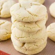Soft Easy Sugar Cookies Recipe