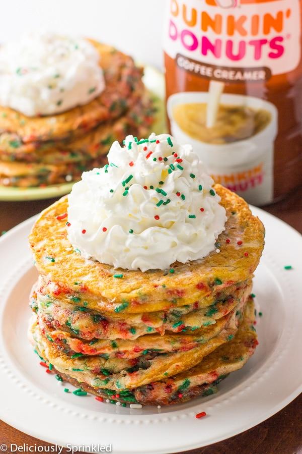 Funfetti Pancakes