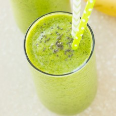 Energizing Green Smoothie