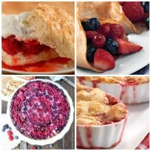 4th of July Krusteaz Recipes