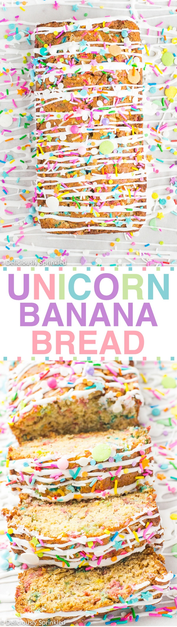UNICORN RECIPES-BANANA BREAD