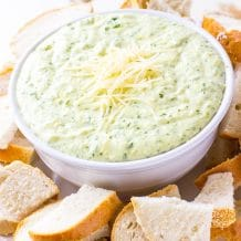 QUICK & EASY SPINACH AND ARTICHOKE DIP RECIPE