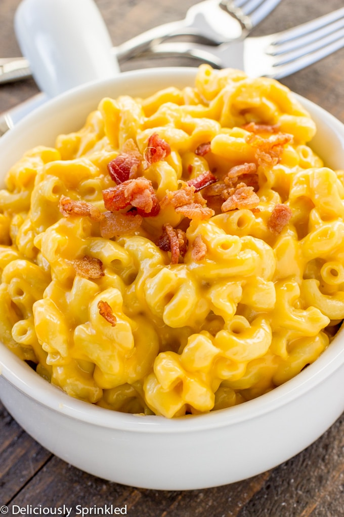 THE BEST MAC & CHEESE RECIPE