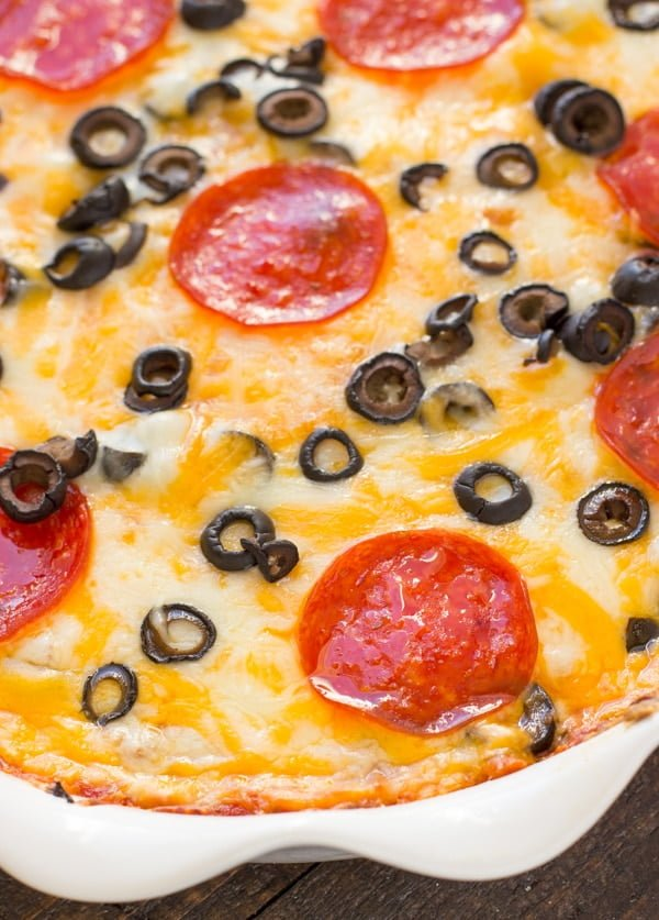 Easy Pizza Dip Recipe