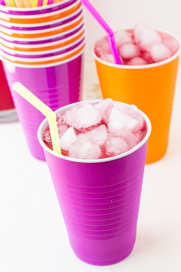 Party Punch for a crowd