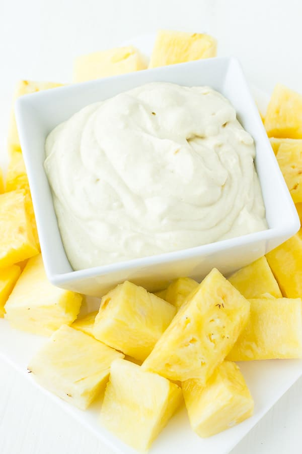 Pineapple Fruit Dip Recipe