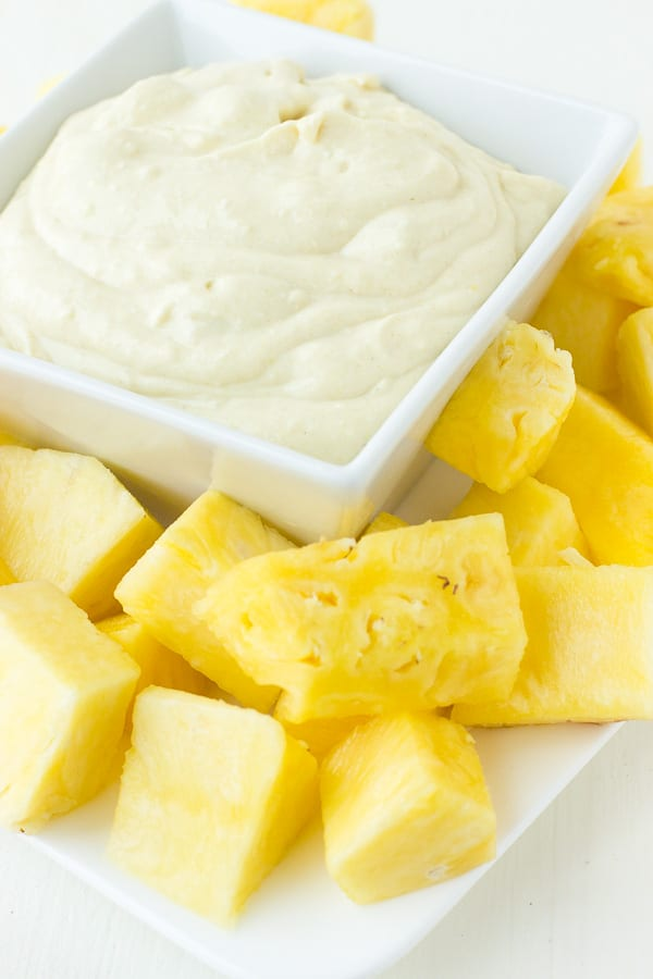 Easy Pineapple Dip Recipe