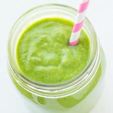 Detox Green Smoothie Recipe
