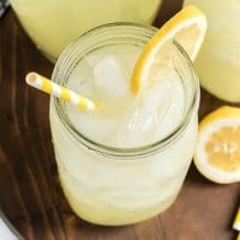 Best Homemade Lemonade Recipe