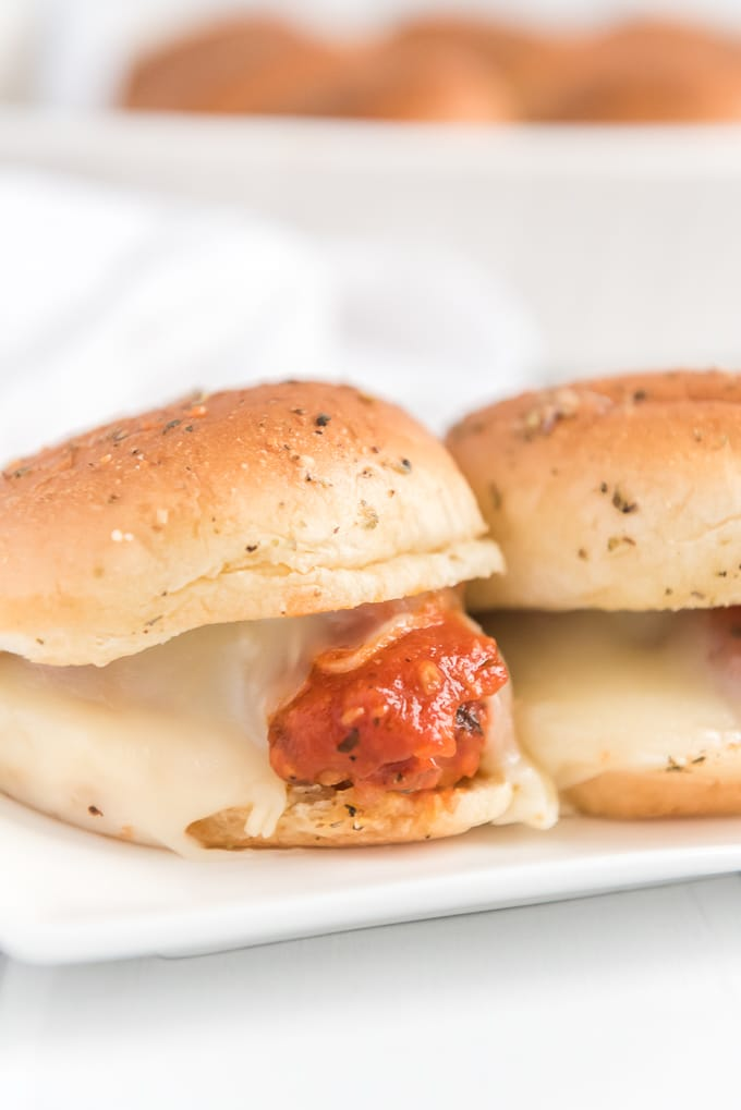 meatball slider recipe